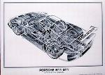 Artwork Shin Yoshikawa Porsche 911