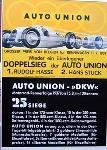 Audi Auto Union 1937 Rudolf