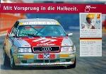 Audi Original 1994 Adac Tourenwagen-cup