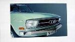 Audi 72, Poster 2002