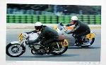 Dkw - Nsu Motorrad Poster, Audi Original Poster 2003