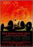 Auto Union Audi 1936 Silberpfeil