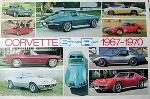 Corvette Sting Ray 1967-70
