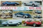 Corvette Sting Ray 1975-1978