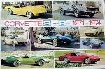 Corvette Sting Ray 1971-1974