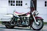 Harley Davidson Electra Glide 1965