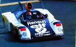 En Jean-pierre Jabouille Alpine Renault