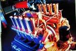 Ferrari 158 F1 Engine Poster