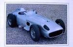Fangio Mercedes-benz W 196 1955