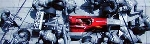 Ferrari 2002/m Schumacher/formel 1 Automobile