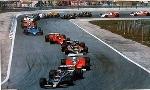 Grand Prix Spain Carlos Reutemann Poster
