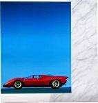 Ferrari 312 Plm Poster