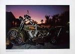 Harley Davidson 1916 Bike