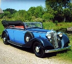 Sm Horch 830 Bl Cabriolet