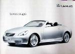 Lexus Original Sc 430