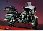 Harley Davidson Electra Glide Motorrad