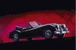 Jaguar Xk 140 Dhc Dreamcars