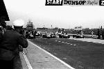 Großer Preis Von Deutschland Avus 1959. Brookes, Moss, Gurney Und Brabham.