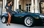 Jaguar Xkr Cabriolet - Poster Castrol Original 2000
