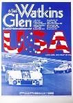 6 Stunden Von Watkins Glen 1978 - Porsche Reprint