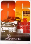 86 Stunden Nürburgring 1970 - Porsche Reprint
