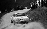 Alpenfahrt 1970 - Piot/todt Im Ford Escort Tc
