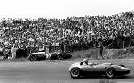 Niederlande Gp 1960 - Von Trips Im Ferrari Dino 246 Und Mclaren Im Cooper T53