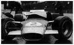 Jackie Oliver Lotus Beim Grand Prix Spa 1968