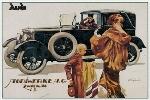 Audi Advertisement 1925 Automobile Car