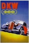 Dkw Front Werbung 1938 Audi
