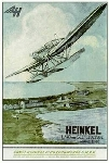Heinkel Flugzeugwerke Gmbh - Postkarte Reprint