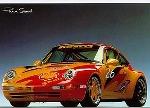 Porsche 911 Carrera Super Cup - Postcard Reprint