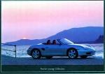 Porsche Boxster Forever Young Collection - Postcard Reprint