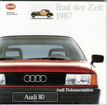 Audi Rad Zeit 1873-1987