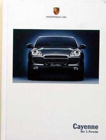 Porsche Cayenne Der 3 Hardcover