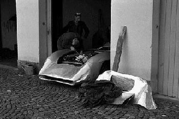 Mercedes-benz W 196, Grand Prix Italien 1955 Monza
