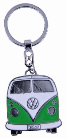 Vw Volkswagen Bulli T1 Schlüsselanhänger - Grün