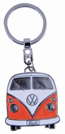 Vw Bulli T1 Schlüsselanhänger - Orange