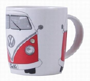 Vw Transporter Boxed Mug - Red