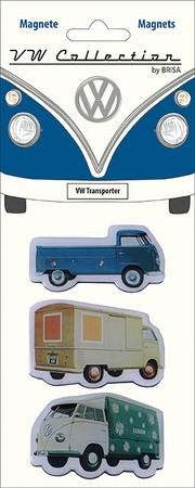 Vw Bulli T1 Magnetset - Nutzfahrzeuge