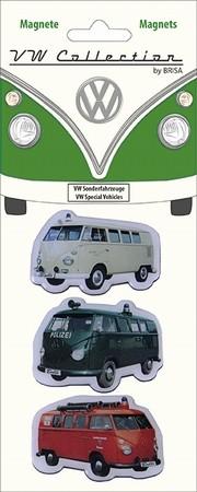 Vw Bulli T1 Magnetset - Sonderfahrzeuge