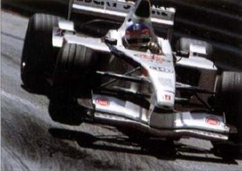 Monte Carlo 2001 Jaques Villeneuve