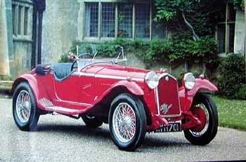 Original Veedol 1987 Alfa Romeo