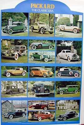 Packard The Classic Era