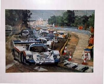 Porsche Original 1988 Walter Gotschke