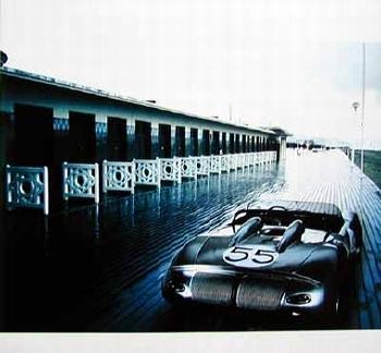 Unforgettable Porsche 718/8 Spyder Poster, 2003
