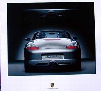 Porsche Original 2004 Boxster S