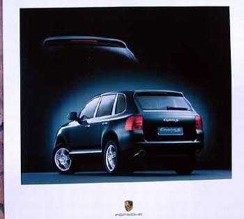 Porsche Original 2004 Cayenne S