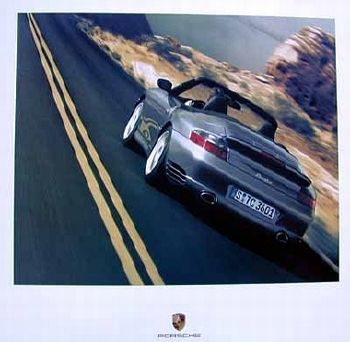 Porsche Original 2005 911 Turbo