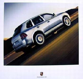 Porsche Original 2005 Cayenne Turbo